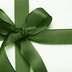 Gift Voucher ribbon