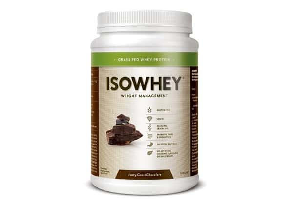 isowhey ivory coast chocolate